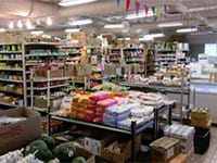 Asian Grocery on Broad Street