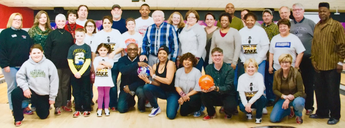 2016 Big Brother Big Sisters Bowling for Kids Sake